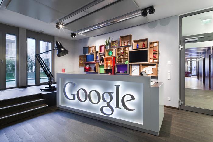Google à Düsseldorf