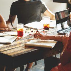 Network dans un Coworking